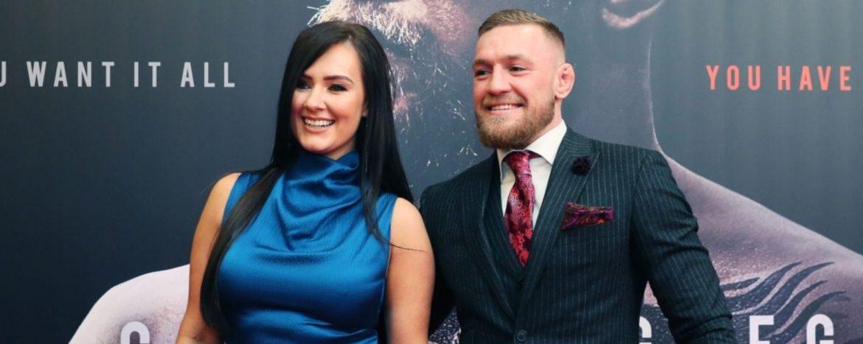 Conor Mcgregor announces engagement to girlfriend Dee Devlin