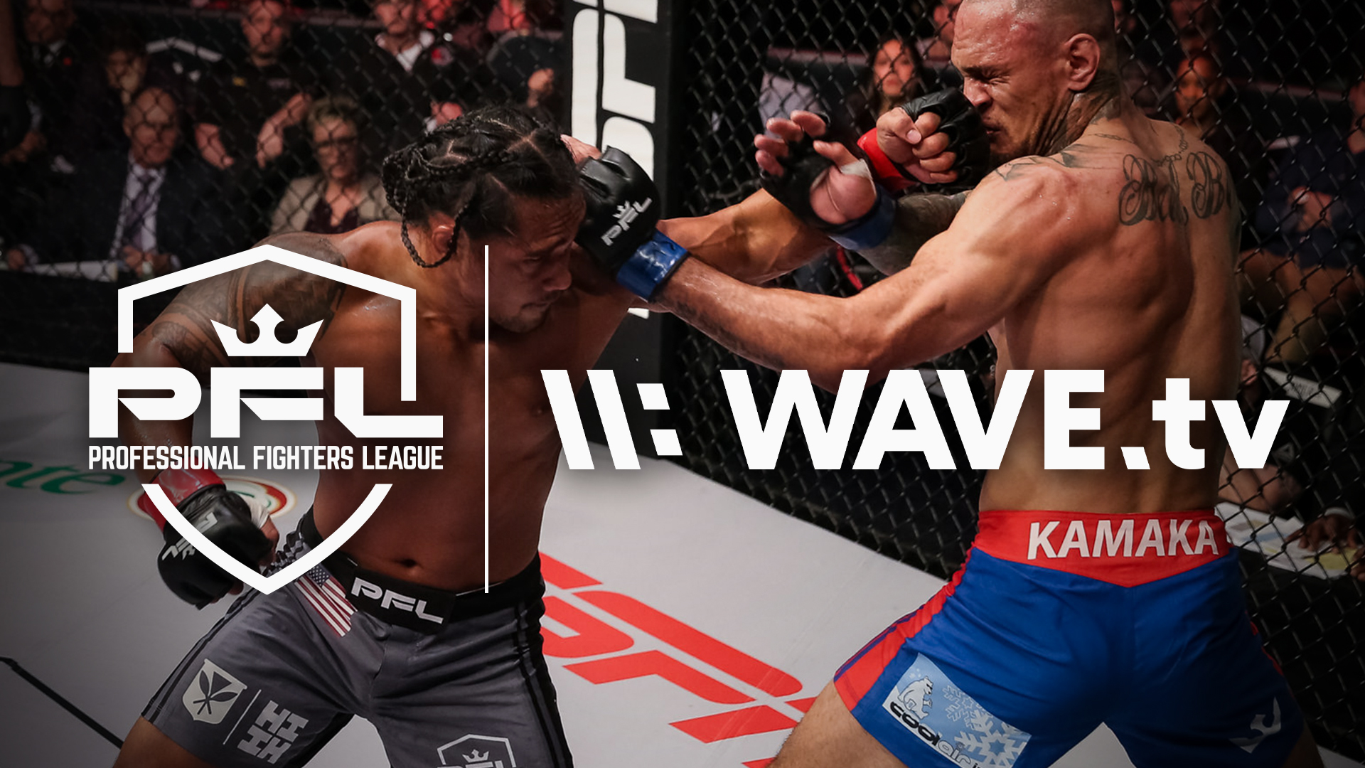 PFL makes content and distribution partnership deal with WAVE.tv