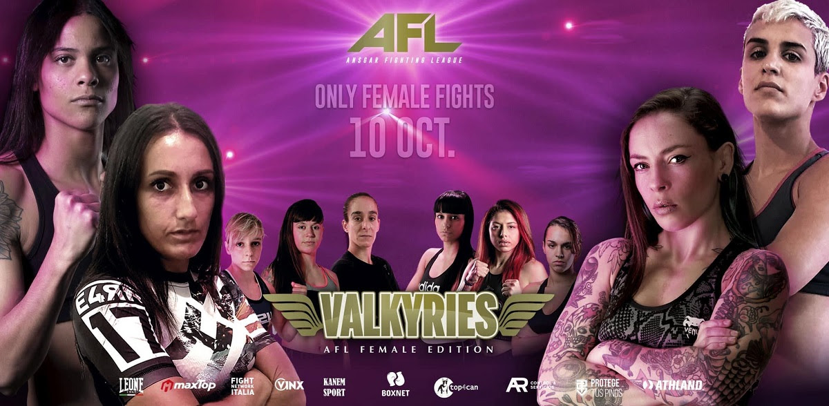 AFL Valkyries brings MMA back to Spain with historic all-female card