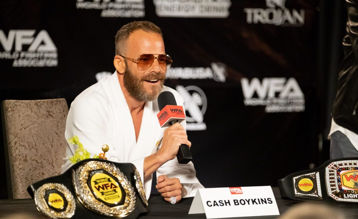 Embattled's Stephen Dorff to appear on TKO Countdown Nov. 15