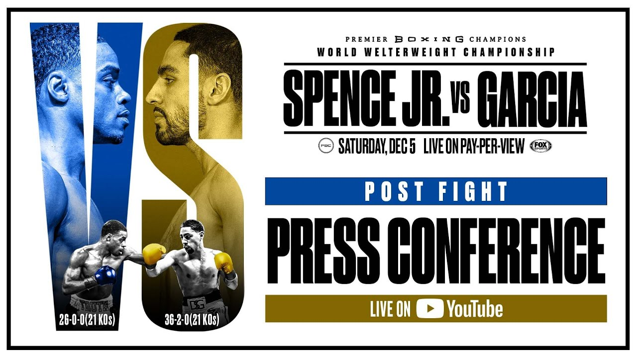 Errol Spence Jr. returns with statement decision victory over Danny Garcia