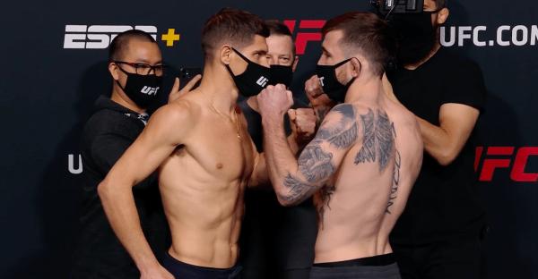 UFC Vegas 19