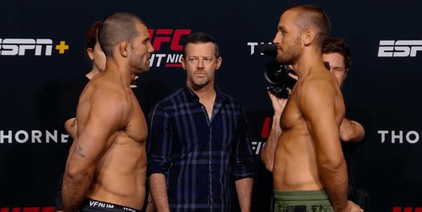 UFC on ESPN 26
