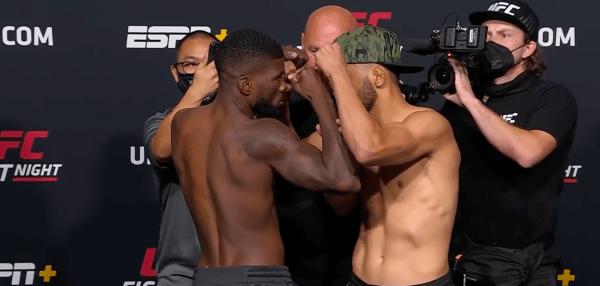UFC on ESPN 29