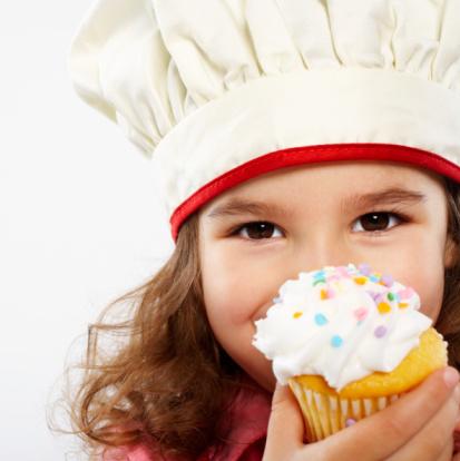 indoor cupcake