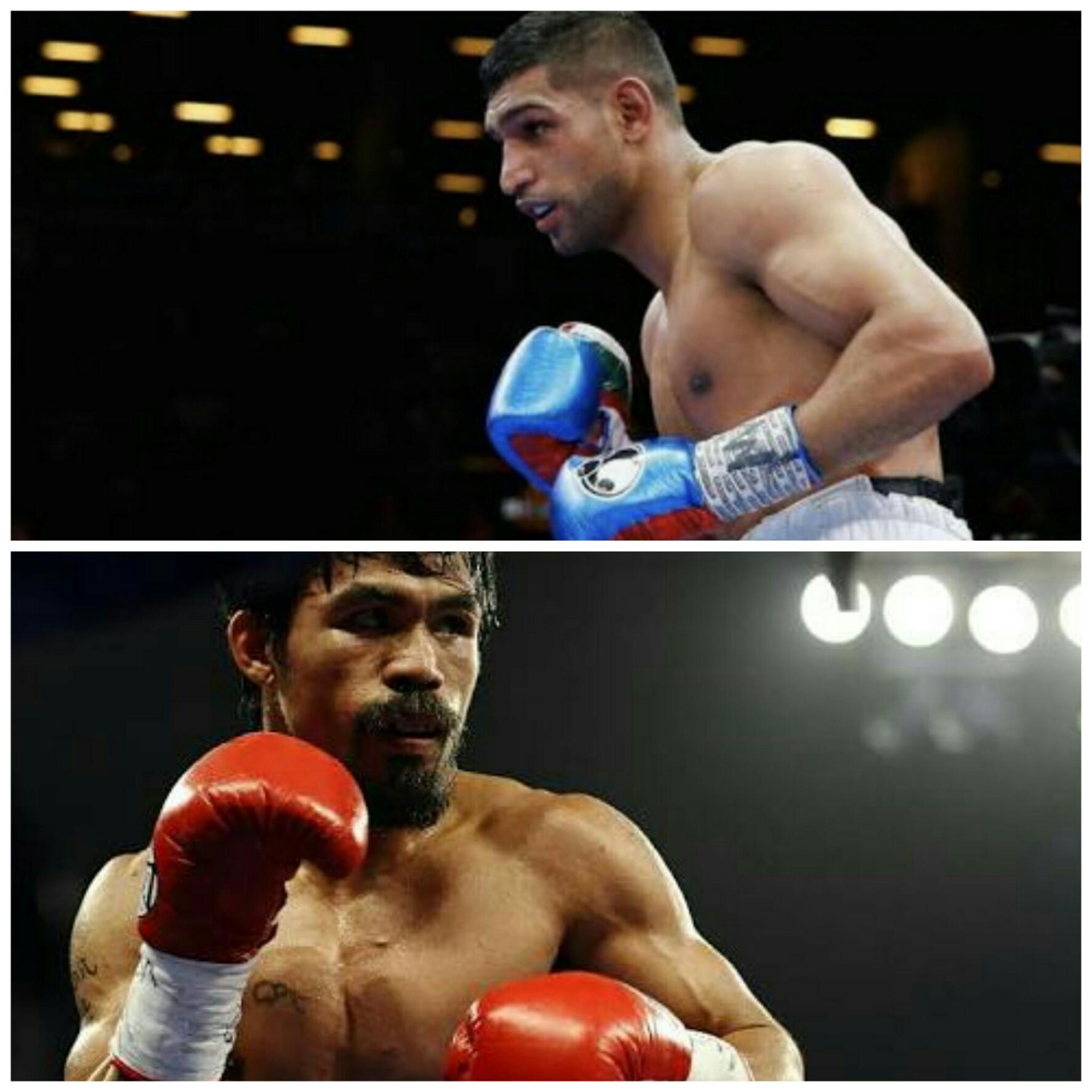 Manny Pacquiao vs Amir Khan confirmed -
