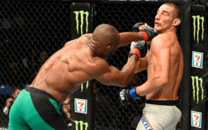 Exclusive: Kamaru Usman opens up about wanting to fight Magny, talks about Rumble's retirement -