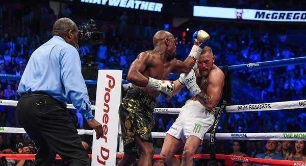 MMA Retrospective: Five defining moments of 2017 -