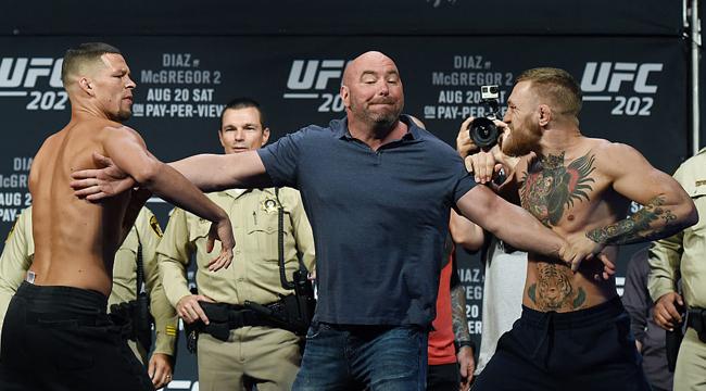 Dana White on McGregor Vs Diaz-3 : Ye nahi ho sakta ! -
