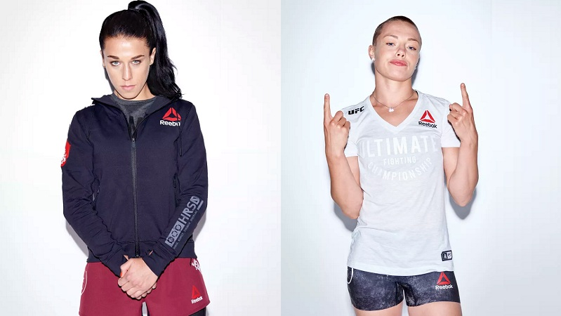 Interview: Rose Namajunas says martial arts saved her life, while Joanna claims Rose is mentally unstable -