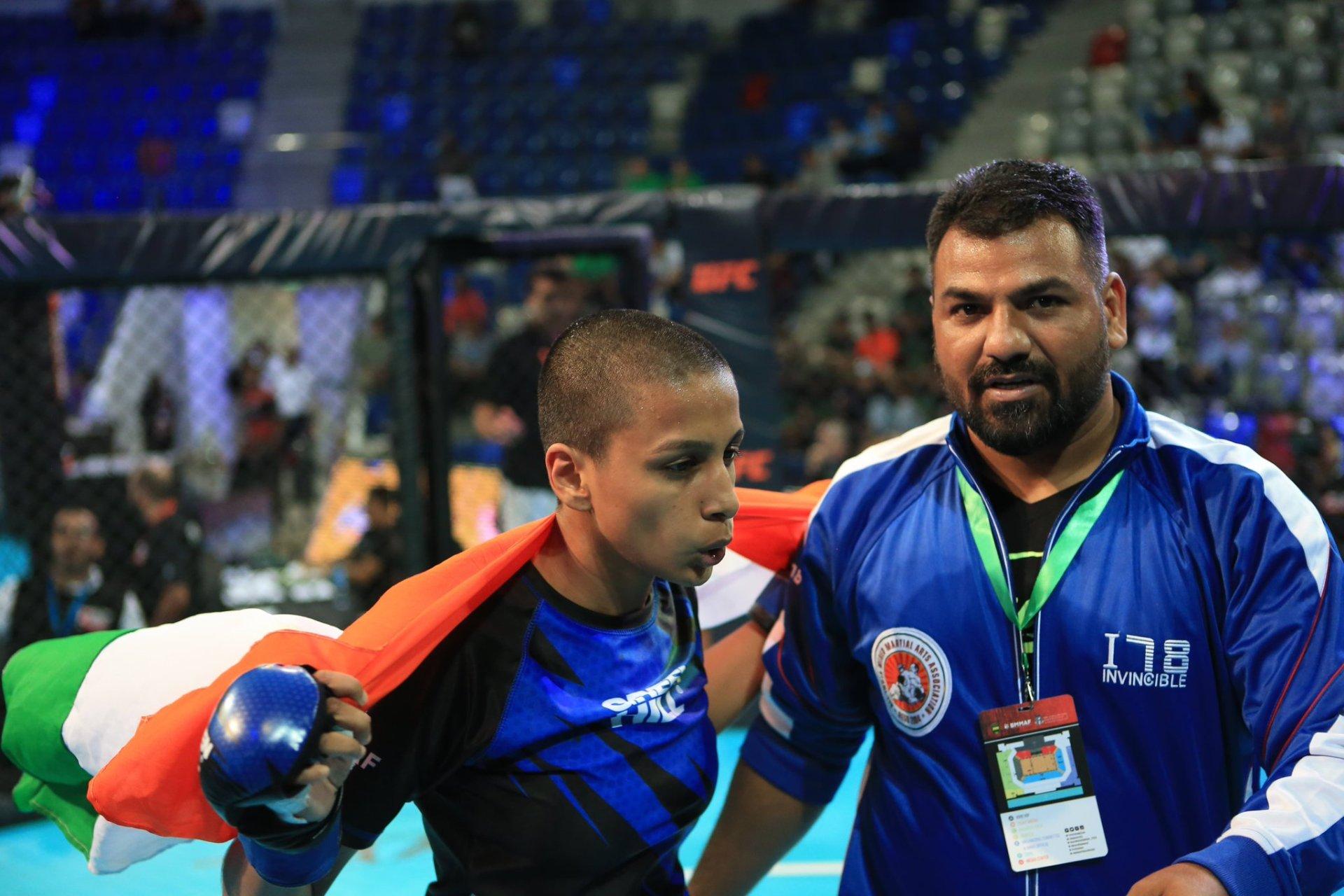 IMMAF World Championships Day 2 - Nishigandha, Shiva Raj advance -