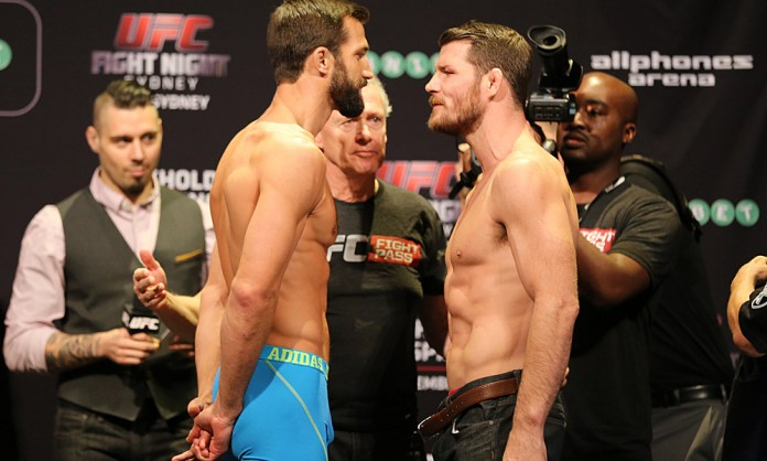 A list of the best opponents for Bisping's retirement fight -