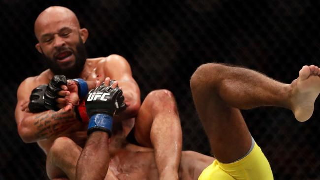 UFC End Of The Year Awards for 2017 -
