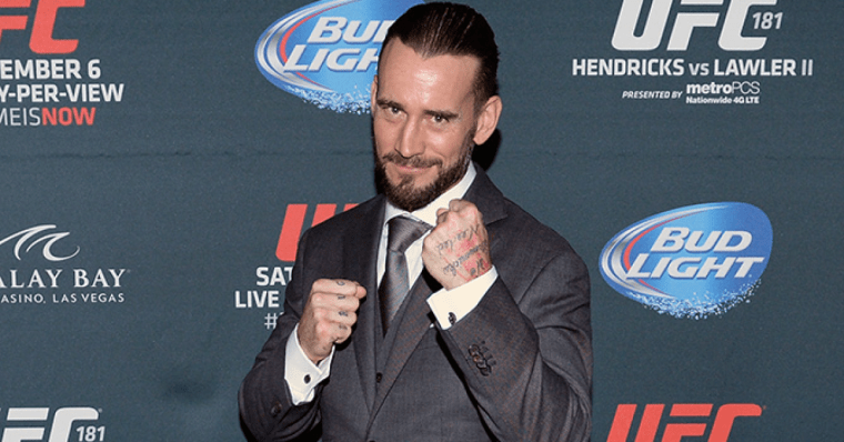 Dana White has some good news for CM Punk fans. -