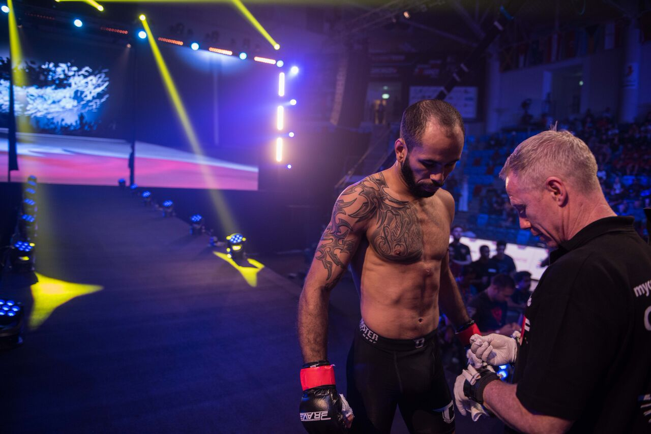 Deiga-Scheck injured, out of Nawras Abzakh bout at Brave 10 -