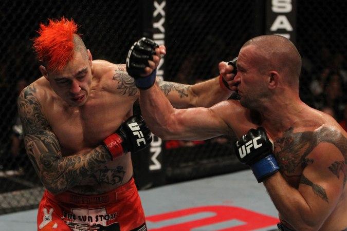 UFC: Dan Hardy hints at a 2018 comeback to fighting - Dan Hardy