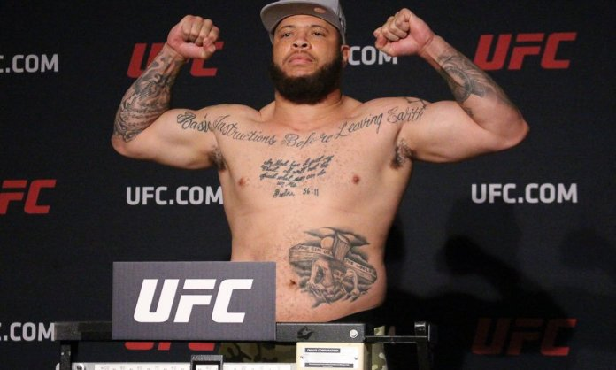 Australian Fighters at UFC 221 -