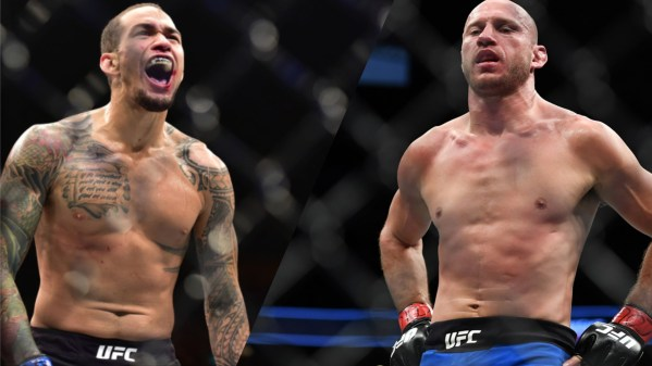 UFC Fight Night 126 Cerrone vs. Medeiros: 5 Fights to Watch For -