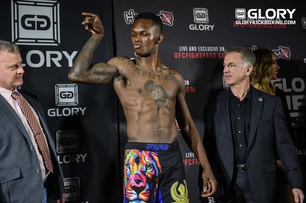 UFC: Israel Adesanya doesn't want the UFC to protect him - Adesanya