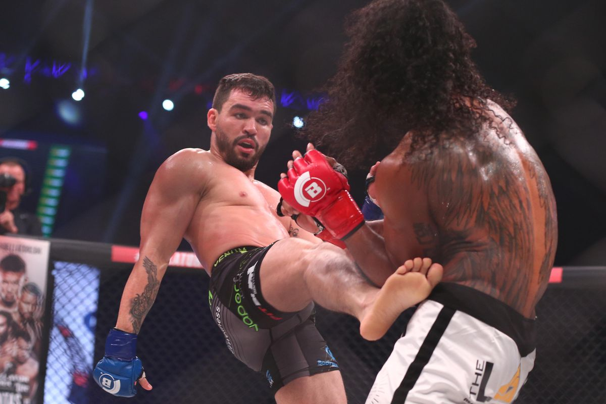 Interview: Patricky Freire eyeing title shot with win over Campos at Bellator 194 - Patricky