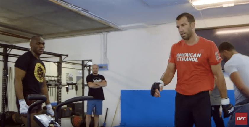 Luke Rockhold to move to Light Heavyweight in 2018 - luke