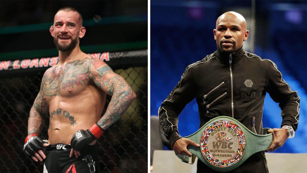 UFC: CEO of Mayweather Promotions Leonard Ellerbe shoots down Floyd Mayweather vs CM Punk MMA fight - Floyd Mayweather