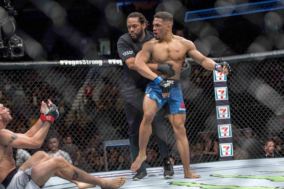UFC: UFC eyes Kevin Lee vs. Edson Barboza fight (Details) - Kevin Lee