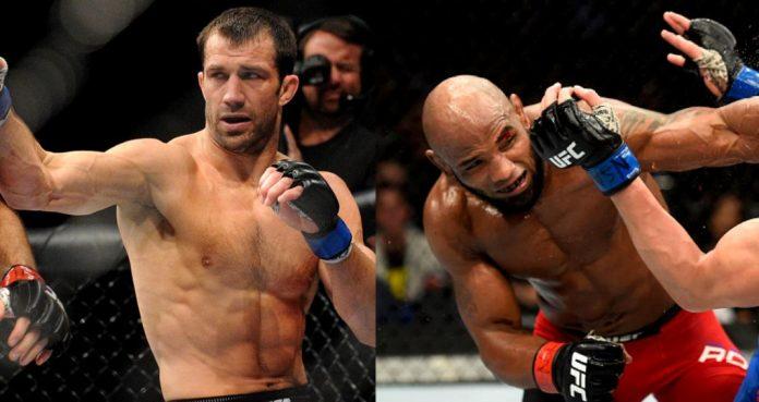 UFC: Luke Rockhold talks about Light Heavyweight move; calls-out Alexander Gustafsson - Luke Rockhold
