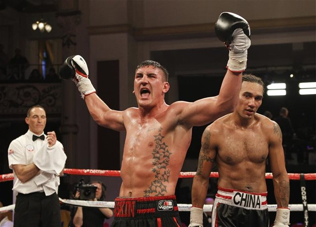 Boxing: Matty Askin vs Stephen Simmons preview - British