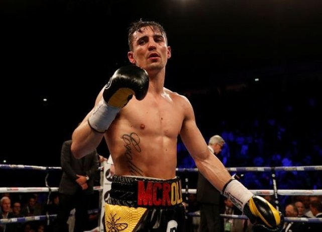 Boxing: Anthony Crolla added to Joshua vs Parker undercard - Crolla