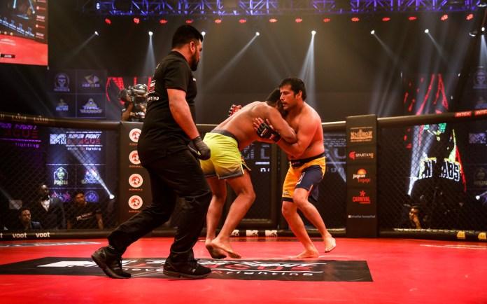 Photos: SFL 'UP Nawabs' vs 'Tamil Veerans' -