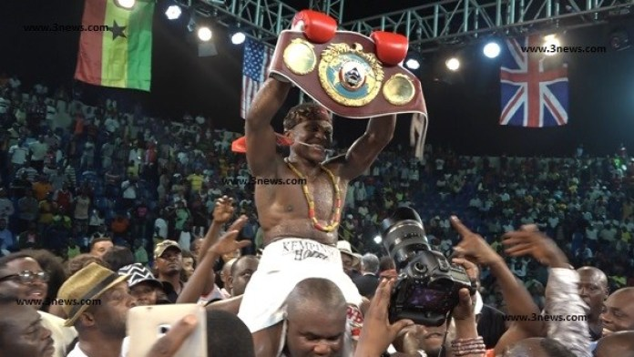 Boxing: Isaac Dogboe - The Next BIG African superstar - Ghana