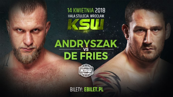 KSW 43: A New Heavyweight Champ Will Be Crowned -