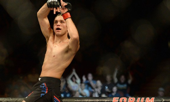 UFC: Brian Ortega down to fight TMZ anchor's 78-year old grandmother if the money is right - Brian Ortega
