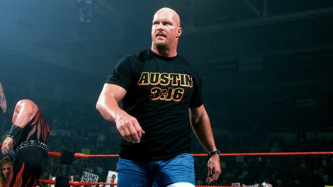 WWE: Steve Austin reveals that he didn't like his first WWE Title win - Steve Austin