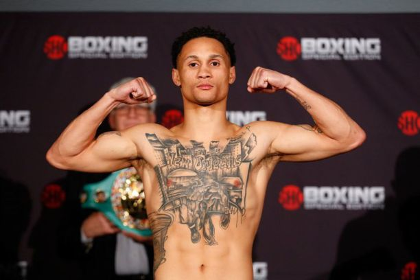 Boxing: Regis Progrias brutally knocks out Julius Indongo in 2nd round (VIDEO) - Prograis