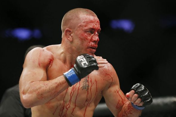UFC: Chael Sonnen says Conor McGregor vs Georges St-Pierre will happen for the 165-pound UFC Title - George