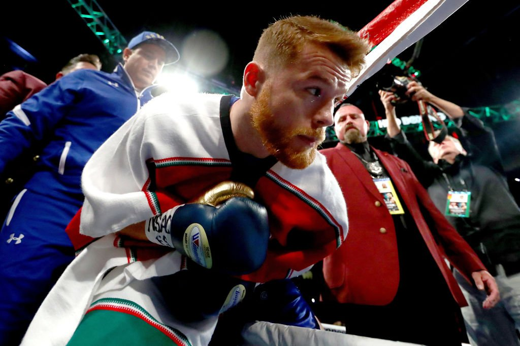 Boxing: Canelo Alvarez suspended for Six months by NSAC - Nevada
