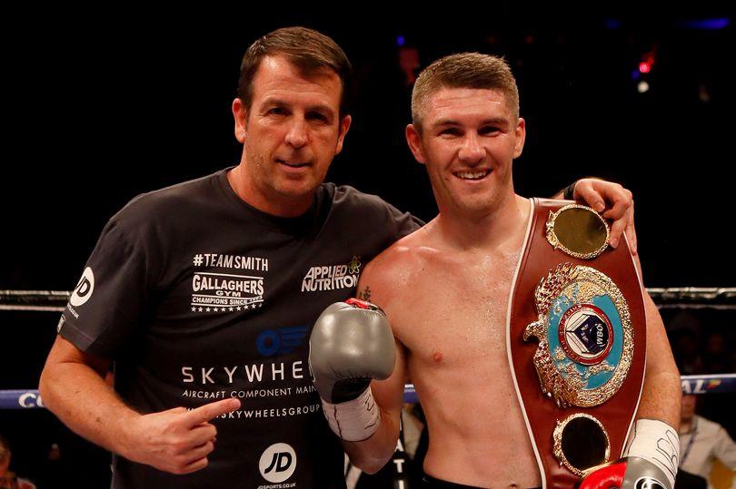 Boxing: Liam Smith Pulls out of Sadam Ali fight - Liam
