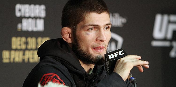 UFC: Khabib Nurmagomedov reveals negotiations underway for a Conor McGregor fight, says he has 'no respect' for Dustin Poirier - Khabib