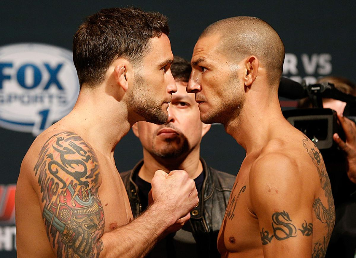 UFC: Frankie Edgar is eager to outdo himself against Cub Swanson - Frankie Edgar