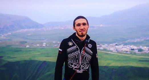 UFC: Khabib Nurmagomedov's cousin Said Nurmagomedov to make UFC debut  in July - Said Nurmagomedov