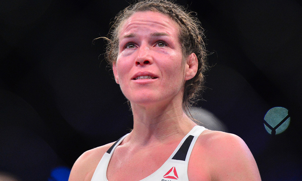 UFC: Leslie Smith may be cut from the UFC under a cloud of controversy - Leslie Smith
