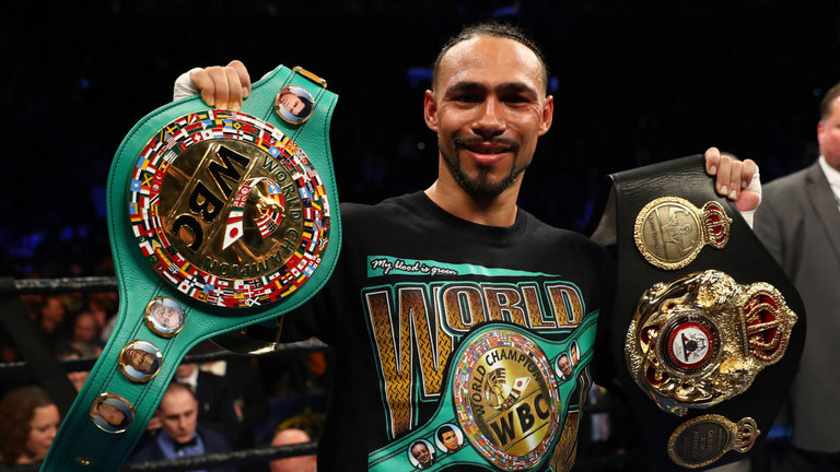 Boxing: Keith Thurman vacates WBC Welterweight title - Thurman