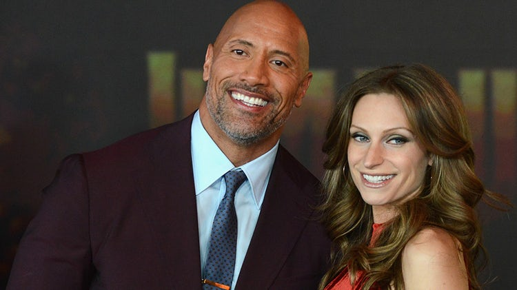 WWE: The Rock and his partner welcome a daughter - The Rock