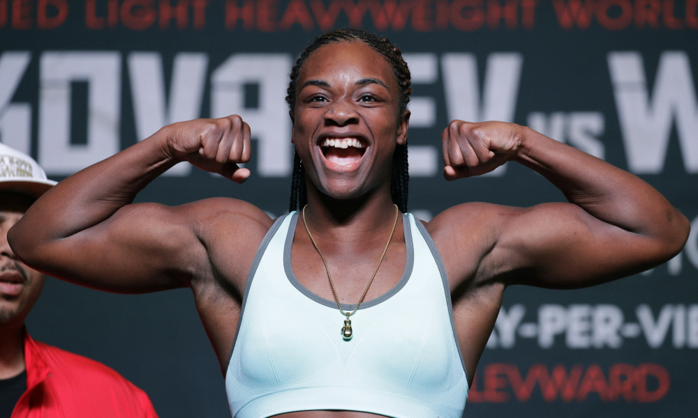 Boxing: Claressa Shields to start training camp soon for June 22 fight - shields