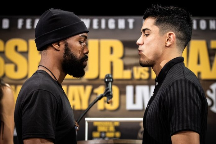 Boxing: Gary Russell Jr vs Joseph Diaz Preview - Russell