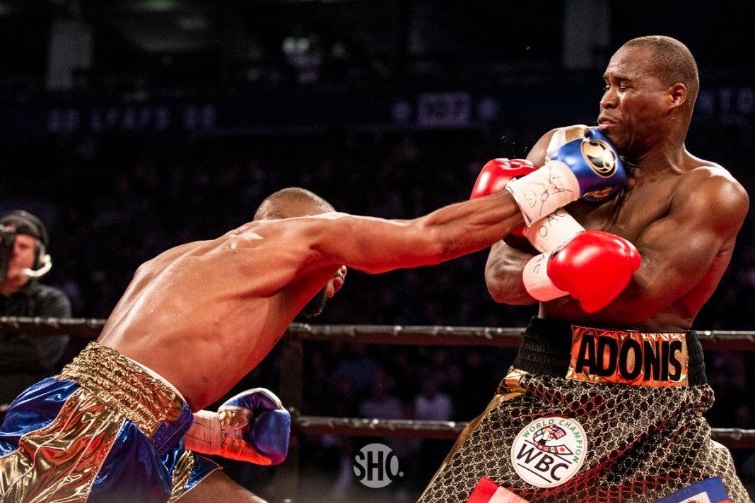 Boxing: Adonis Stevenson and Badou Jack battle to a majority draw - Jack