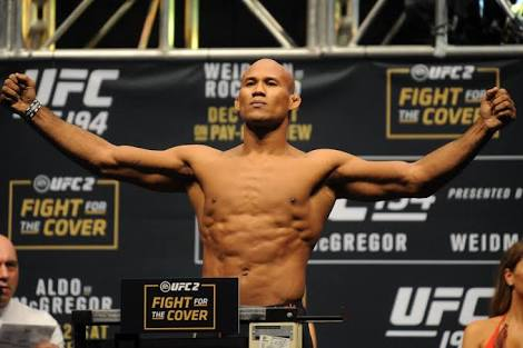 UFC: Jacare Souza shows massive respect to Vitor Belfort - Jacare Souza