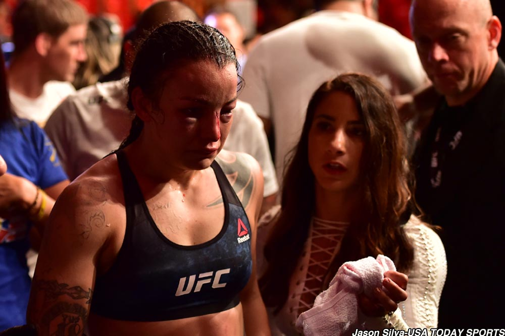UFC: Tecia Torres says that she and Raquel Pennington agree with the team's decision at UFC 224 main event - Raquel Pennington